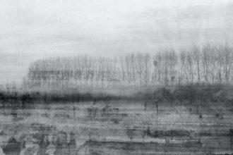 abstraktes Bild BA4F