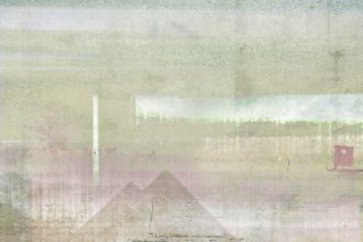 abstraktes Bild 4387