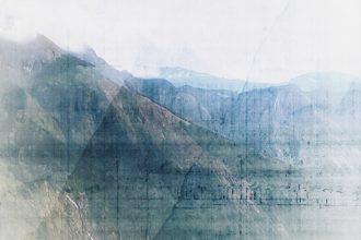 abstraktes Bild 4522