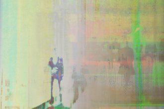 abstraktes Bild 5176