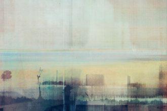 abstraktes Bild 5186