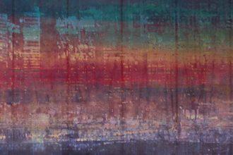 abstraktes Bild 5302