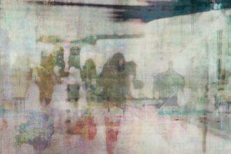 abstraktes Bild 5367