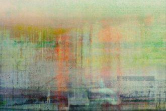 abstraktes Bild 5468