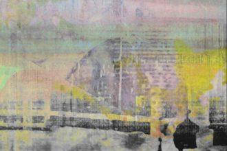 abstraktes Bild 5695