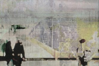 abstraktes Bild 5697