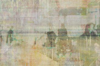 abstraktes Bild 5737