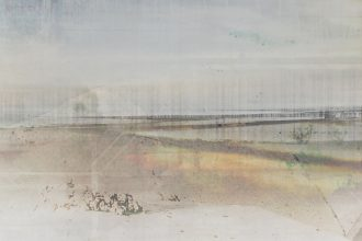 abstraktes Bild 5943