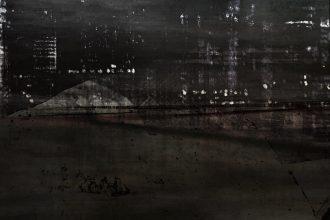 abstraktes Bild 5971